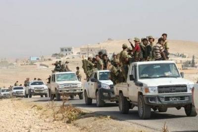IŞİD hedeflerine karadan ve havadan saldırı