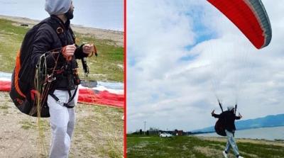 Paraşütle Atlayış Yapan ve 7 Saattir Haber Alınamayan Kişinin Hayatını Kaybettiği Ortaya Çıktı