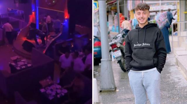 Pavyonda gelen yüklü hesap cinayetle bitti! 19 yaşındaki genç göğsünden vuruldu