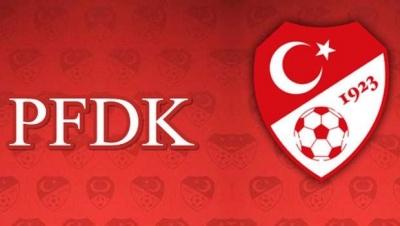 PFDK, kulüp başkanlarına ceza yağdırdı