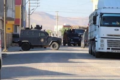 PKK'lı teröristlerin kaldığı eve operasyon