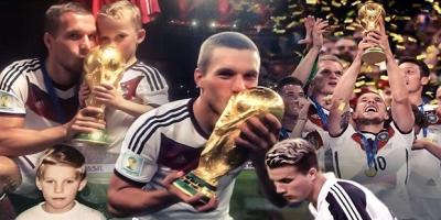 Podolski milli takımı bıraktı