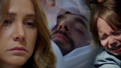 Poyraz Karayel çok ağlattı