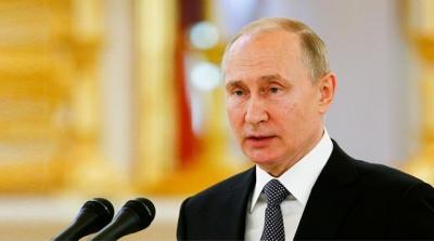 Putin'den kendisine