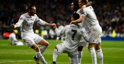 Real Madrid 14. kez Finalde