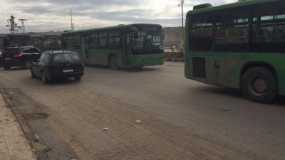 Reuters: Tahliye otobüslerine saldırı