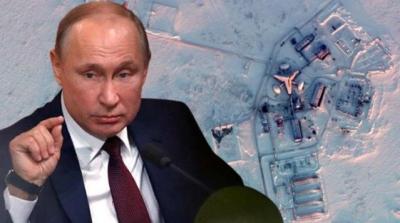 Rusya Lideri Putin'in Arktik Bölgedeki Planları Sızdırıldı