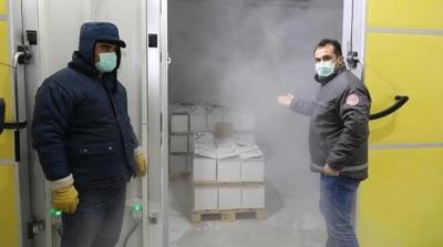 Sağlık Bakanlığı BioNTech Aşılarını Yayınladı: -80 derecede Muhafaza Ediliyor