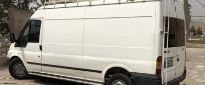 Saldırı ihbarı yapılan minibüs ele geçirildi