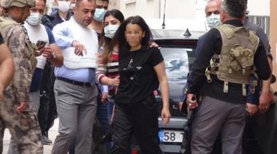 Sivas'ta Bir Kadın, Çocuğu İle Birlikte Rehin Alındı