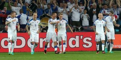 Slovakya ilk galibiyetini aldı
