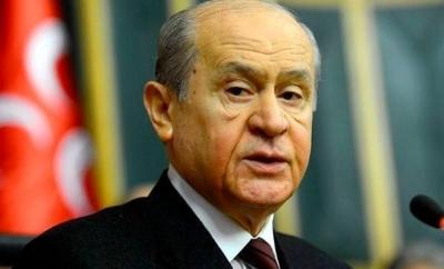 Bahçeli:'Anayasa teklifi meclisten geçmezse meclis yenilenmeli'