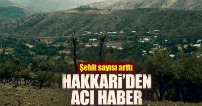 Son dakika! Şemdinli'de sızmaya çalışan PKK'lılarla çatışma: 8 şehit