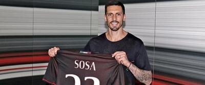Sosa'dan teşekkür