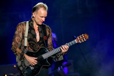 Sting'den yeni albüm müjdesi!