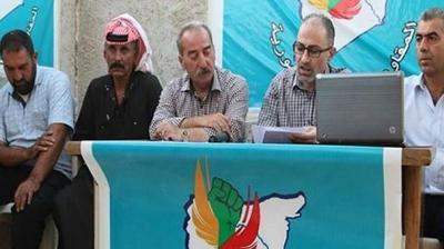 Suriye Ulusal Direniş örgütü: 'İskenderun ve Hatay'dan çekilin'