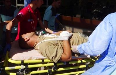 Suriye'de çatışma: 1 Türk askeri ve 6 ÖSO askeri yaralandı!