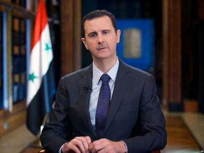 Beşar Esad: Her şeyi müzakere etmeye hazırım