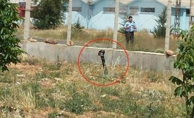 Suriye'den Gaziantep'e roket mermisi