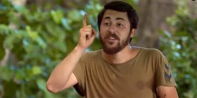 Survivor Semih'in parmağı koptu