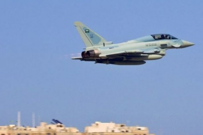 Suudi Arabistan Yemen'i bombaladı!