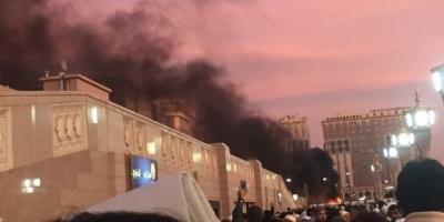 Suudi Arabistan'da bomba paniği!