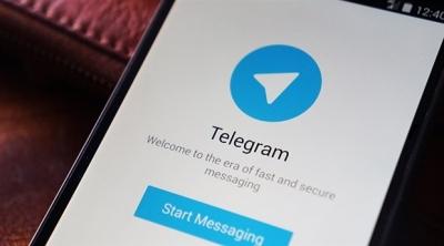Telegram hacklendi!