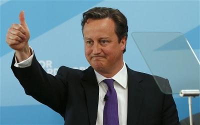 Tinder kullanıcıları dikkat: David Cameron da artık Tinder'da!