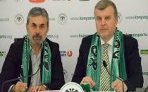 Torku Konyaspor 2 yıl daha Aykut Kocaman'la yola devam edecek