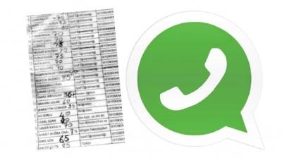 Torpil listesi Whatsapp'ta patladı!