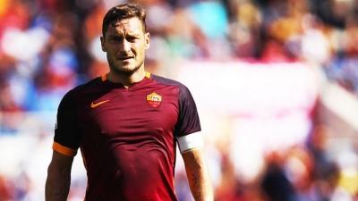 Totti'den Roma'ya veda mektubu