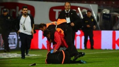 Trabzonspor'a ödül gibi ceza