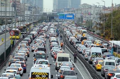 İstanbul'da yarın yollar kapalı