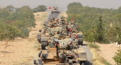 TSK'dan Cerablus açıklaması: 25 PYD üyesi öldürüldü