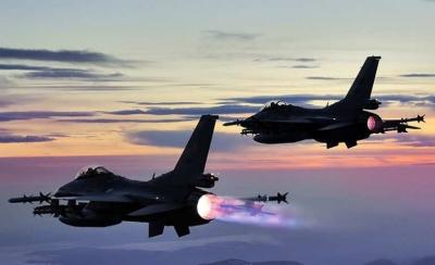 TSK'dan hava harekatı: 20 terörist etkisiz hale getirildi