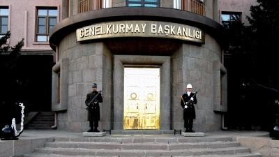 TSK açıkladı: 385 olan general/amiral sayısı 206'ya düştü