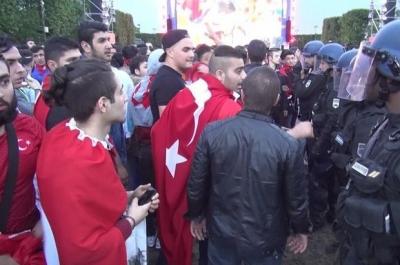 Türk ve İngiliz taraftarlar arasında bira krizi