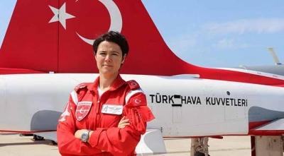 Türk Yıldızları'nın ilk kadın komutanı 15 Temmuz hakkında konuştu