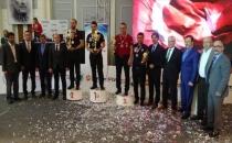 Türkiye 3 bant bilardo Şampiyonası Manavgat'ta sona erdi