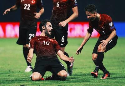 Türkiye Zagreb'ten mutlu dönüyor