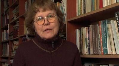 Tutuklu dilbilimci Necmiye Alpay: 'Terör ve şiddet olmasın diye hep çabaladım'