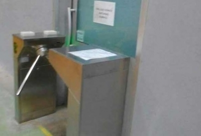 Tuvalette 5 dakikadan fazla kalan işçiye para cezası!