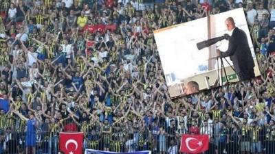 UEFA'dan Fenerbahçe'ye 90 dakika taciz!