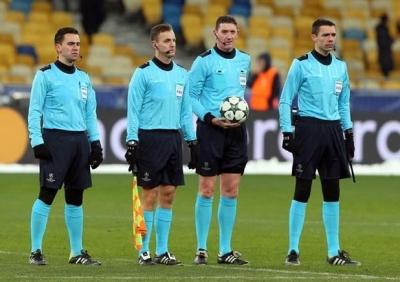 UEFA'dan İskoç hakem Craig Thomson kararı