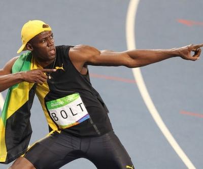 Usain Bolt'a doping şoku!