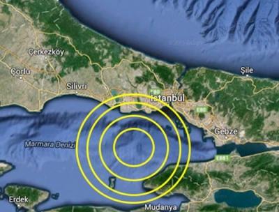 Uzmanlar Marmara'da 7,4'lük deprem bekliyor
