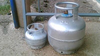 Valilik'ten bombaya dönüştürülen mutfak tüpleri için önlem