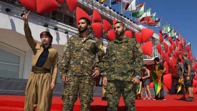 Venedik Film Festivali'nde YPG propagandası!