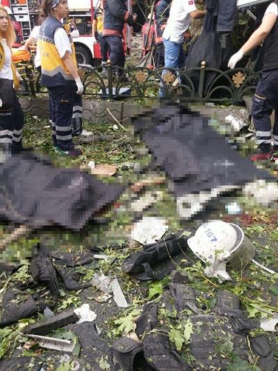Veznecilerde patlama! 1 kişi hayatını kaybetti