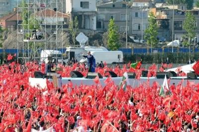 Yenikapı 'Fetih Şöleni' kutlamaları başladı!